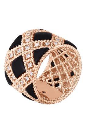 Женские кольцо ROBERTO COIN розового золота цвета, арт. ADV888RI2008   Фото 1