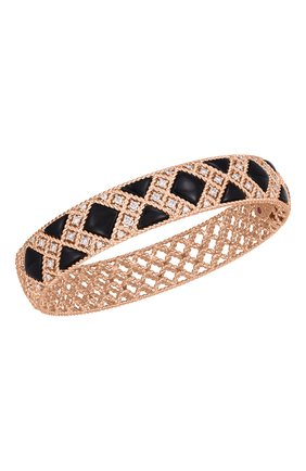 Женские кольцо ROBERTO COIN розового золота цвета, арт. ADV888BA2015   Фото 1