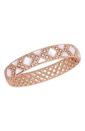 Женские кольцо ROBERTO COIN розового золота цвета, арт. ADV888BA2016   Фото 1