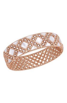 Женские кольцо ROBERTO COIN розового золота цвета, арт. ADV888BA2009   Фото 1