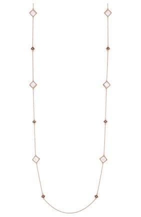Женские колье ROBERTO COIN розового золота цвета, арт. ADV777CL3007   Фото 1