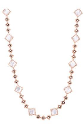 Женские колье ROBERTO COIN розового золота цвета, арт. ADV777CL3010   Фото 1