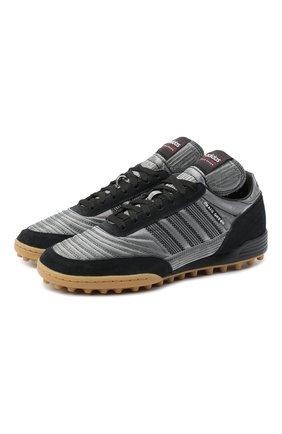 Мужские кроссовки adidas x craig green kontuur iii ADIDAS ORIGINALS серого цвета, арт. FY7696 | Фото 1
