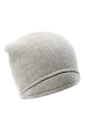 Женская кашемировая шапка gorteny CANOE светло-серого цвета, арт. 4715772 | Фото 1