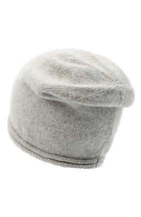 Женская кашемировая шапка gorteny CANOE светло-серого цвета, арт. 4715772 | Фото 2
