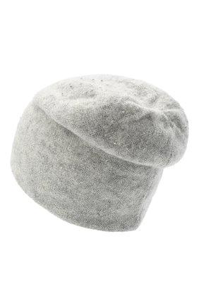Женская шапка passion CANOE светло-серого цвета, арт. 4705972 | Фото 2