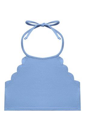 Детского бра-топ MARYSIA BUMBY голубого цвета, арт. BT036   Фото 1
