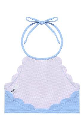 Детского бра-топ MARYSIA BUMBY голубого цвета, арт. BT036   Фото 2