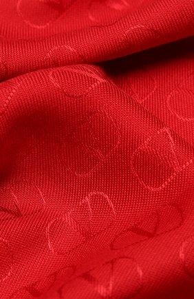 Женская палантин valentino garavani VALENTINO красного цвета, арт. VW2ED007/AJB | Фото 2
