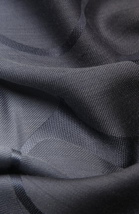 Женская шаль valentino garavani VALENTINO голубого цвета, арт. VW2EB104/ZVG | Фото 2