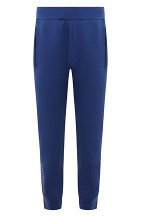Мужские джоггеры PRADA синего цвета, арт. SJP292-LJ4-F0C2V-202   Фото 1