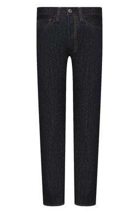 Мужские джинсы PRADA синего цвета, арт. GEP318-1WQV-F0008-202 | Фото 1