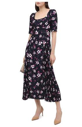 Женское платье PRADA черного цвета, арт. P3B27-1XH1-F0T08-202   Фото 2
