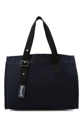 Мужская пляжная сумка VILEBREQUIN темно-синего цвета, арт. BSUE9103/390 | Фото 1