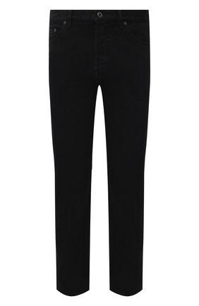 Мужские джинсы VALENTINO черного цвета, арт. VV3DE01J727 | Фото 1