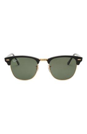 Мужские солнцезащитные очки RAY-BAN черного цвета, арт. 3016-901/58 | Фото 4