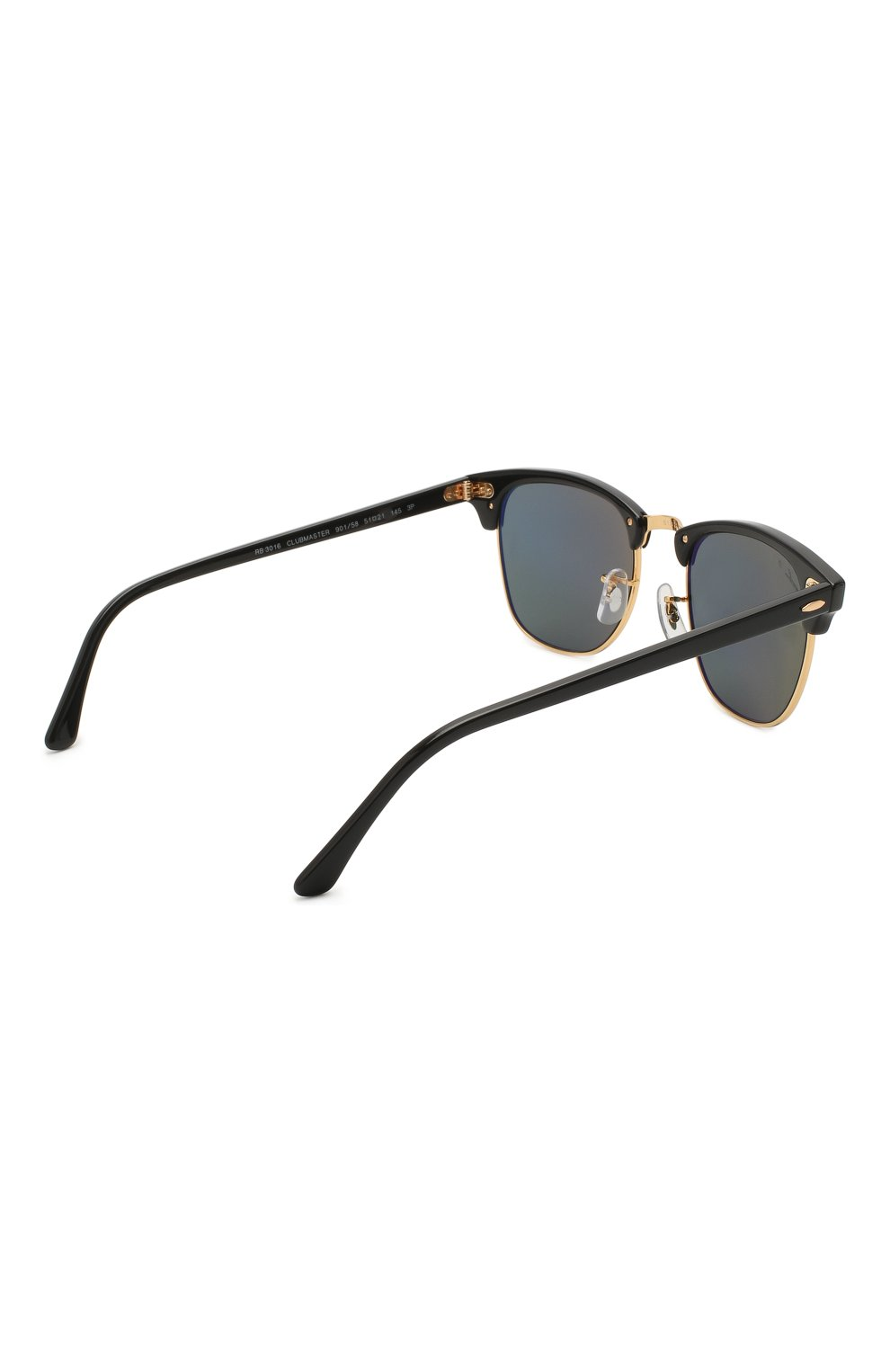 Мужские солнцезащитные очки RAY-BAN черного цвета, арт. 3016-901/58 | Фото 5