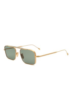 Мужские солнцезащитные очки JACQUES MARIE MAGE золотого цвета, арт. SCARPA JMMSC-40 | Фото 1