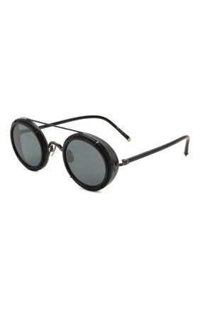 Женские солнцезащитные очки MATSUDA черного цвета, арт. M3080 MBK-BLK | Фото 1