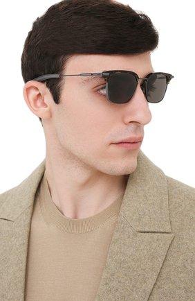 Мужские солнцезащитные очки DITA темно-серого цвета, арт. LSA-410/03 | Фото 2