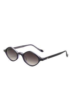 Женские солнцезащитные очки MATSUDA черного цвета, арт. M1026 DP | Фото 1
