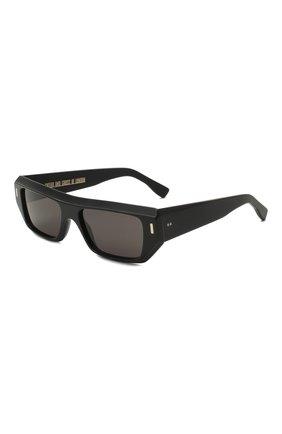 Женские солнцезащитные очки CUTLERANDGROSS черного цвета, арт. 136701 | Фото 1