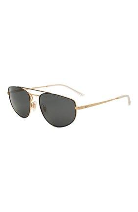 Женские солнцезащитные очки RAY-BAN черного цвета, арт. 3668-905487 | Фото 1