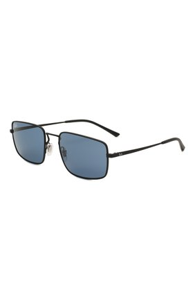Женские солнцезащитные очки RAY-BAN черного цвета, арт. 3669-901480 | Фото 1
