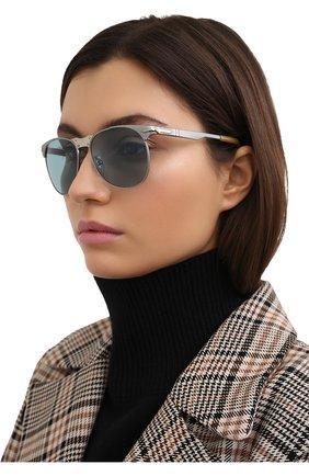 Солнцезащитные очки Persol x Stone Island | Фото №2