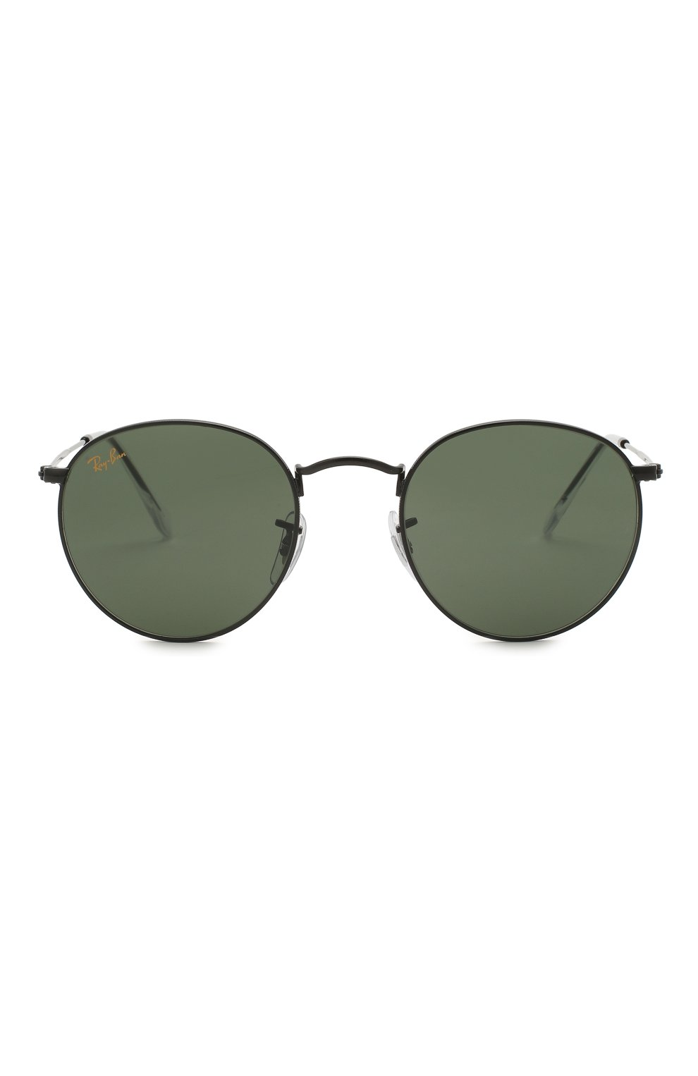 Женские солнцезащитные очки RAY-BAN черного цвета, арт. 3447-919931 | Фото 4