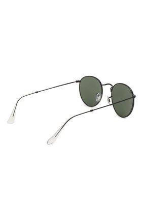 Женские солнцезащитные очки RAY-BAN черного цвета, арт. 3447-919931 | Фото 5