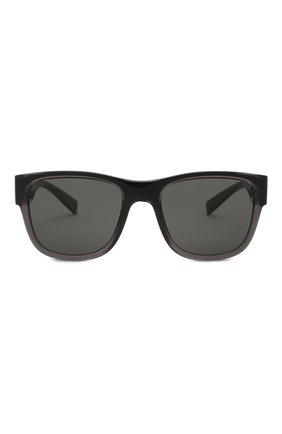 Мужские солнцезащитные очки DOLCE & GABBANA черного цвета, арт. 6132-325787 | Фото 3