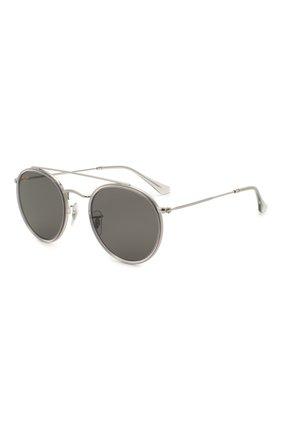 Женские солнцезащитные очки RAY-BAN серого цвета, арт. 3647N-9211B1 | Фото 1
