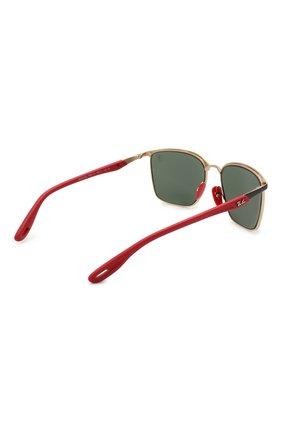 Мужские солнцезащитные очки RAY-BAN черного цвета, арт. 3673M-F06171 | Фото 4