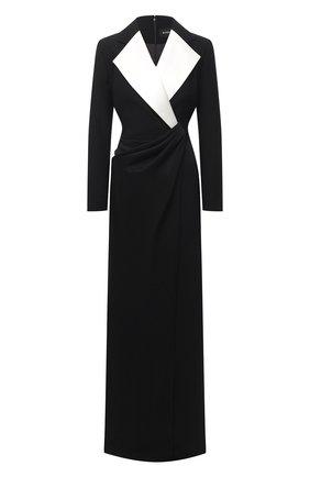 Женское платье RASARIO черного цвета, арт. 0077W20 | Фото 1