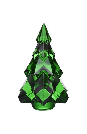 Фигурка ель gstaad BACCARAT зеленого цвета, арт. 2 813 878 | Фото 1