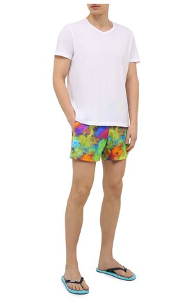 Мужские плавки-шорты VILEBREQUIN разноцветного цвета, арт. MSOH0F03/355 | Фото 2
