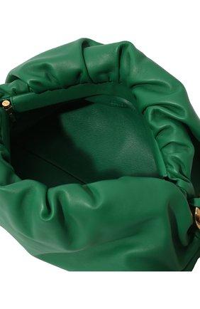 Женская сумка chain pouch BOTTEGA VENETA зеленого цвета, арт. 620230/VCP40   Фото 5
