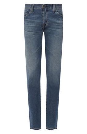 Мужские джинсы AG синего цвета, арт. 1174LED/GSL | Фото 1