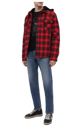 Мужские джинсы AG синего цвета, арт. 1174LED/GSL | Фото 2