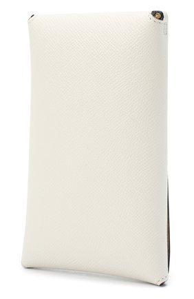 Чехол для iphone TOM FORD белого цвета, арт. Y0302T-LCL081   Фото 2