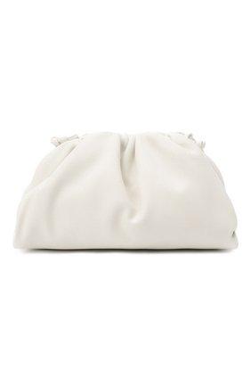 Женский клатч pouch 20 BOTTEGA VENETA белого цвета, арт. 585852/VCP40 | Фото 1