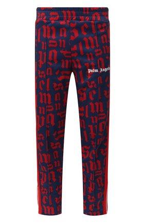 Мужские брюки PALM ANGELS разноцветного цвета, арт. PMCA007R21FAB0024525 | Фото 1