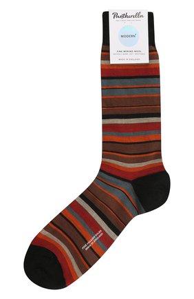 Мужские носки PANTHERELLA разноцветного цвета, арт. 595607 | Фото 1