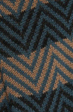 Мужские шерстяные носки PANTHERELLA темно-серого цвета, арт. 59898 | Фото 2