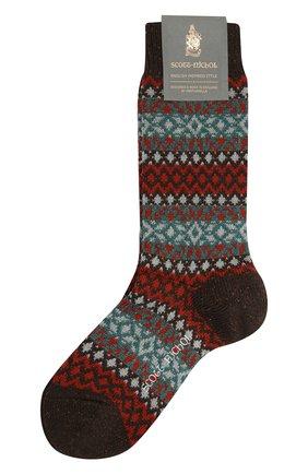Мужские носки PANTHERELLA разноцветного цвета, арт. YS1026 | Фото 1