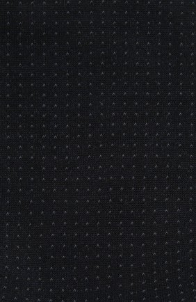 Женские шелковые носки FALKE темно-синего цвета, арт. 46175 | Фото 2