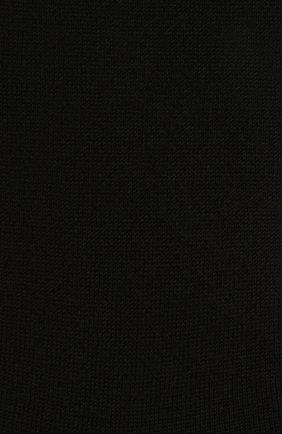 Женские кашемировые носки FALKE черного цвета, арт. 46591   Фото 2