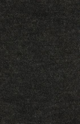 Женские шерстяные носки FALKE серого цвета, арт. 46583 | Фото 2