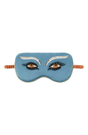 Шелковая маска для сна | Фото №1